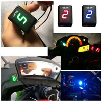 Motorcycle Gear Position Indicator LED Display Parts For Honda CB500X CBR1000RR