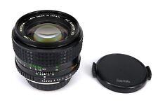 Minolta MC Rokkor-PG 1:1.4 50mm Made in Japan * Fotofachhändler * Analog