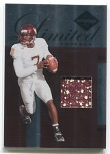 2005 Leaf Limited Threads Prime Michael Vick Virginia Tech College Patch 19/25