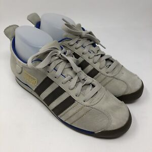 Adidas Sneakers Shoes Chile 62 Mens Size US 7 Suede Tan 3 Stripes