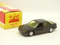 Solido Hachette 1/43 - Peugeot 605 1989