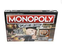 Monopoly Board Games Game: Cheaters Edition Ages 8 And Up