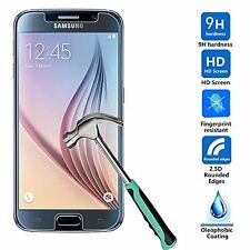 Tempered Glass Screen Protector for Samsung Galaxy S6 0.3mm 2.5D Oleo-phobic