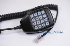 DTMF Microphone for ICOM Car Mobile Radio IC-2720H IC-2200H IC-208H as HM-118TN