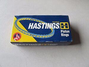 Hastings Piston Ring set fit Dodge Chrysler Jeep 3.3L 3.7L (2M4636040)