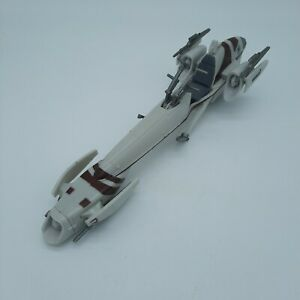 "Star Wars 3.75"" ROTS BARC Speeder Clone Trooper - Missing The Figure"