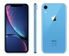 Apple iPhone XR 64gb celeste blue originale GRADO A usato garanzia e accessori