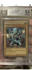 Kuriboh BGS 9.5, Dark Magician PSA 9, Blue Eyes White Dragon BGS 8.5 Hold- AUS