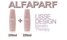 Alfaparf Lisse Design Keratin Therapy Shampoo & Conditioner 250ml Straightening