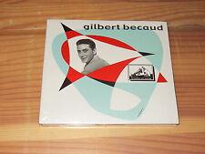 GILBERT BECAUD - S/T SAME / DIGIPACK-CD 2003 OVP! SEALED!