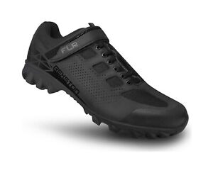 FLR Rexston Active Touring / Trail SPD Cycling Shoes - Black