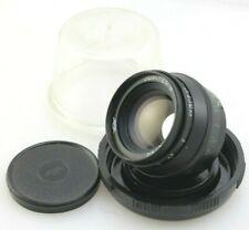 Jupiter 8 50mm F2 Lens, L39 Leica Screw Mount. Ideal for Rangefinder, Mirrorless