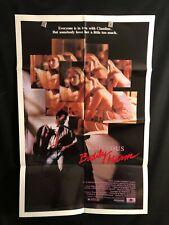 Grievous Bodily Harm 1988 One Sheet Movie Poster Sexploitation John Waters