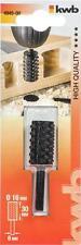 KWB WS Profilraspel für Holz, zylindrisch Holzbearbeitung, 16 x 30 mm