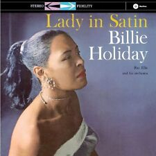 Billie Holiday - Lady in Satin [New Vinyl] 180 Gram, Rmst