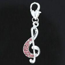 Clarinete charm colgante Charm miniblings Charms instrumento musical música