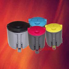 4 Color Toner Set for Samsung CLP-300N CLX-2160N CKMY