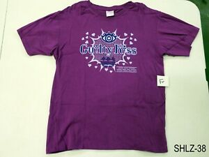 Love Live Sunshine Aqours Fanmeeting 2018 Guilty Kiss Fanmeet T-Shirt Free Size