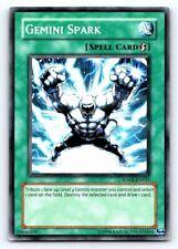Gemini Spark - Mint / Near Mint Condition YUGIOH Card
