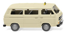 Wiking 080014 - 1/87 Taxi - Vw T3 Bus - Neu