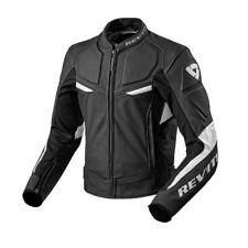 Giacche nero Rev'it per motociclista gomito