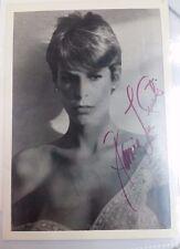 Jamie Lee Curits Autograph