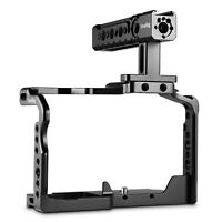 SmallRig Panasonic Lumix GH5 Cage Kit  Lumix GH5 Cage with Top Handle 2050 SM