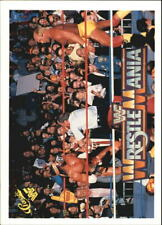 1990  History of Wrestlemania WWF #103 Hulk Hogan/Macho Man Randy Savage