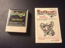 Venture (Atari 2600) W/ Manual Tested And Works