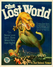 THE LOST WORLD 1925 Sc-Fi Adventure Movie Film PC Windows Mac iPad INSTANT WATCH