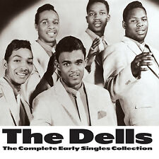 The Dells – The Complete Early Singles Collection CD