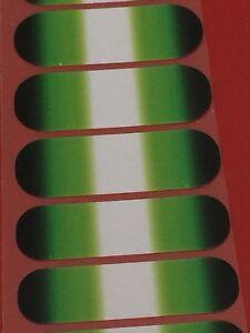 Jamberry Half Sheet - Green Distant Horizon NAS