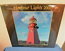 "Harbour Lights Lighthouses 2001 Calendar ""The Viesti Collection"" Unopened."