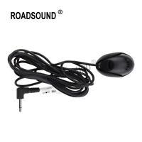 3.5mm Plug External Microphone for Dash Bluetooth Car DVD Radio Stereo Player