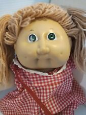 Vintage cabbage patch Made in México Lili ledy G1 80's
