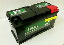 Lucas LC017 Car / Van Battery TYPE 017 Heavy Duty Maintenance Free Calcium Tech