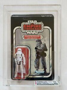 Star Wars ESB Imperial Hoth Stormtrooper 32 Back Vtg MOC CAS 75/70/85 Unpunched