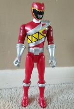 "Power Rangers Dino Charge 12"" Red Ranger Action Figure (Bandai, 2015)"