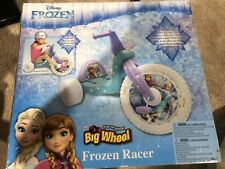 Big Wheel 16 Disney Frozen Racer Kids Tricycle Trike | New | 3 Seat Position NIB