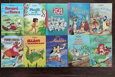 10 Disney Kinderbücher Egmont Horizont Mogli Aladdin Arielle Schneewittchen #3