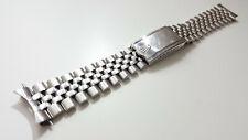 100% Authentic Vintage 1950's Rolex 19mm JB Oval Jubilee Bracelet 6239 6263 6265