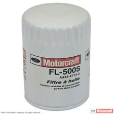 (4) MOTORCRAFT FL500S OIL FILTERS FOR EDGE ESCAPE EXPEDITION F-150 FLEX MUSTANG