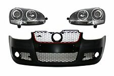 Stoßstange Scheinwerfer für VW Golf 5 V 03-07 Jetta 05-10 GTI Look Kühlergrill