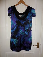 R New Look Party Top Size UK 8