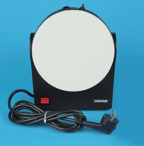Osram Duka 50 Leuchte 4221 Dunkelkammerlampe für Fotolabor defekt 11016