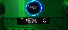 Marantz SR7010 Silber-Gold Dolby Atmos,DTS:X,4K,HDR10,HDCP2.2, MultEQ XT32