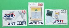 Nederlandse Antillen 1998 NVPH 1229 t/m 1231 Postfris