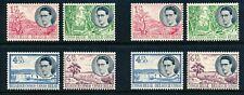 Belgian Congo Stamps, #290 - 297 Mlh