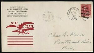 FFC LA MALBAIE DROP MAIL (AAMC# 502a)  WITH IMPERF NO 138 ADMIRAL (K763)