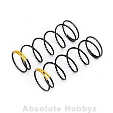 Hot Bodies 68mm Front Big Bore Shock Springs Yellow - HBS109809